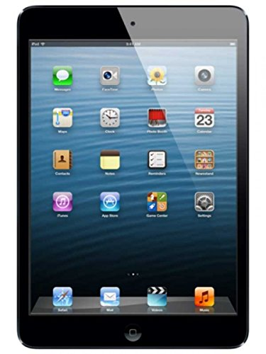 Apple iPad Mini 1 16GB Wi-Fi - Schwarz (Zertifiziert und Generalüberholt)