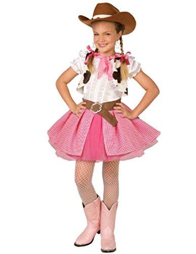 Palamon Morris Costumes Cowgirl Cutie Child Small 4-6 -