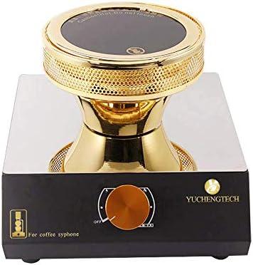 YUCHENGTECH Halogen Beam Heater Burner Stove Infrared Heat Coffee Heating Stove for Syphon Coffee Maker (Upgrade 110-120V) (110V)