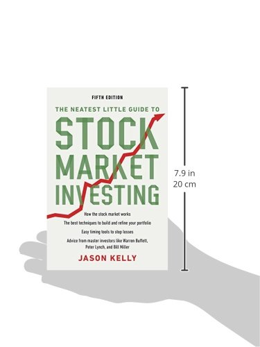 41SrDGaiEAL - The Neatest Little Guide to Stock Market Investing: Fifth Edition