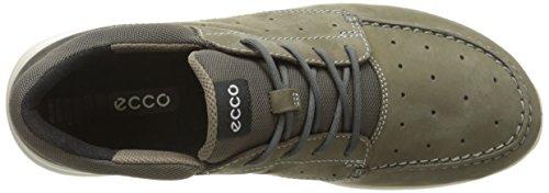 ECCO Calgary, Zapatillas de Deporte Exterior para Hombre Verde (TARMAC/DARK SHADOW59606)