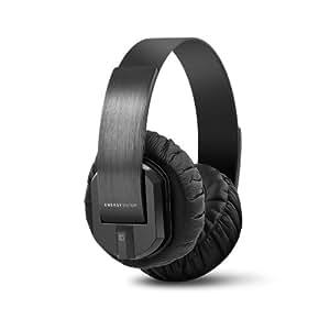 Energy Sistem DJ 600 Professional - Auriculares de diadema cerrados, negro