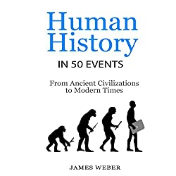 Human History in 50 Events: From Ancient Civilizations to Modern Times