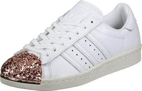 adidas Superstar 80S 3D MT W chaussures 7,0 white/white