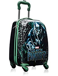 6a396b8fccfc Black Panther Kids 18 Inch Spinner Carry On Travel Luggage for Boys