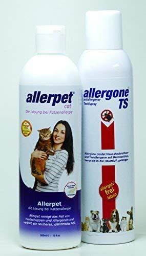 Allerpet/c & Allergone - Spray textile combi pack Marimed HealthCare Dtl.