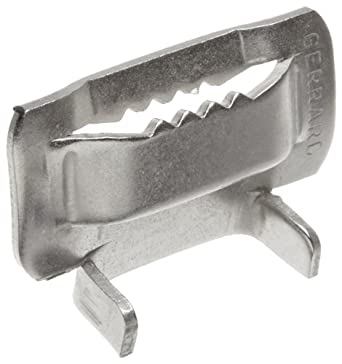Amazon.com: Strapbinder st256 201 acero inoxidable oreja ...