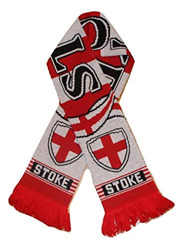 Stoke City FC   Soccer Fan Scarf   Premium Acrylic ()