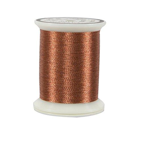 Superior Threads 10101-N56 Copper Metallic Thread, 500 yd