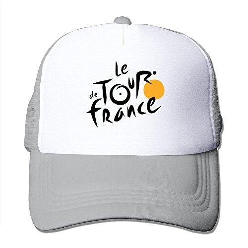 307001ffd01 P-Jack Adults Unisex Adjustable Original Custom Made Snapback Cap Hat Cotton  Tour De France Crown Cap Ash