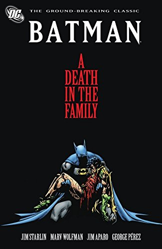 Batman: A Death in the Family (Batman (1940-2011)) (Bats Of United States)