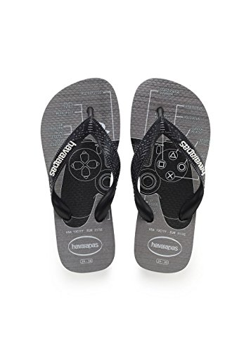 Tongs Mixte Playstation Havaianas Gris Grey Adulte Steel AqwvvZ15