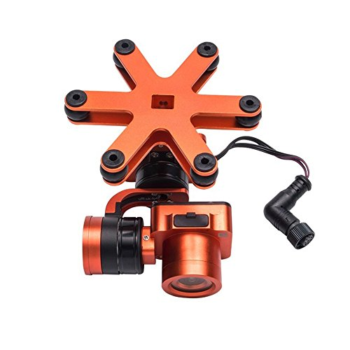 4K Camera and 2 AxisGimbal Waterproof Module by SwellPRO