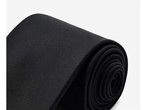 Black Solid Fashion Necktie Color Formal ADream Occasion Men's Party Wedding Casual Great fwPWqq7gUZ