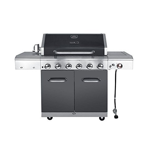 6 burners gas grill - 6