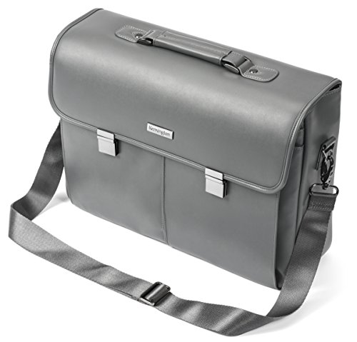 Kensington LM550 Professional Laptop Case 15-Inch, Grey (...