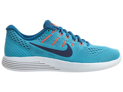 Chlorine Blue NIKE Men's Binary 8 Blue US M 13 Lunarglide qwtqvg