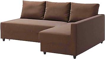 Amazon.com: friheten sofá funda de recambio del café es ...