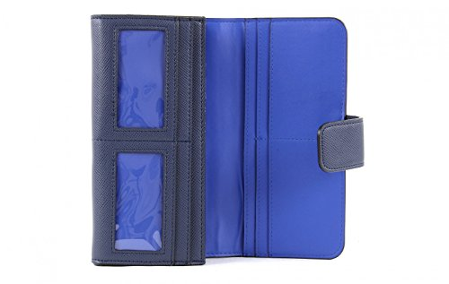 GUESS Aria File Embrague Blue