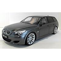 Otto 1/18 Scale Resin - OT189 BMW E61 M5 Touring metallic grey silver