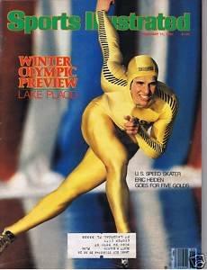 - Sports Illustrated Magazine, February 11, 1980