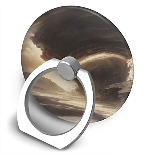 Markui Cell Phone Finger Ring Holder Terrible Tornado 360 Degree Rotating Stand Grip Mount Phone Bracket (10 Best Foosball Videos)