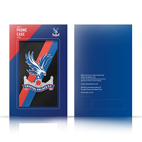 Custom Customized Personalized Crystal Palace FC Away Kit 2016/17 Soft Gel Case for Zenfone 4 Max ZC520KL