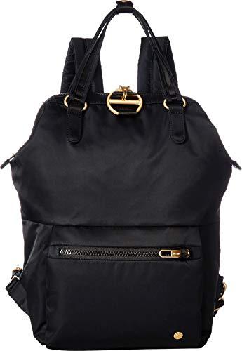 Pacsafe Unisex Citysafe CX Anti-Theft Mini Backpack Black One Size