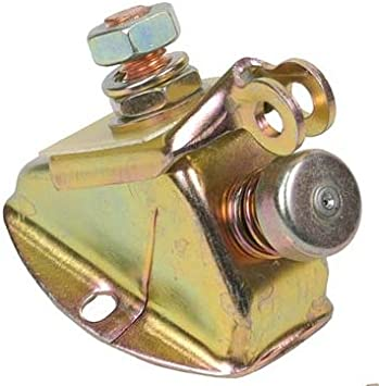 Push Button Switch Delco Starter International Tractor