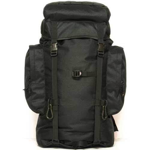 Black Rio Grande Backpack (25L), Outdoor Stuffs