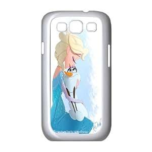 [QiongMai Phone Case] For Samsung Galaxy S3 -Frozen - Olaf - Let it go-Case 12