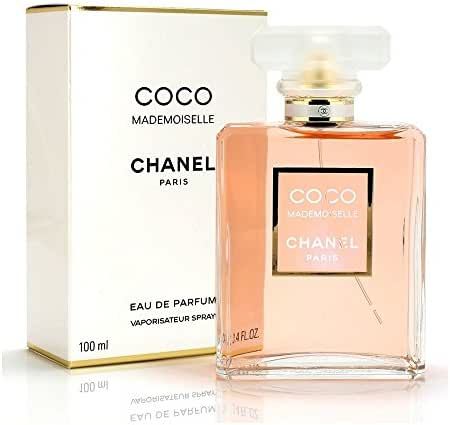 Chaneⅼ Coco Mademoiselle For Women Eau de Parfum Spray 3.4 Fl. OZ. / 100ML.