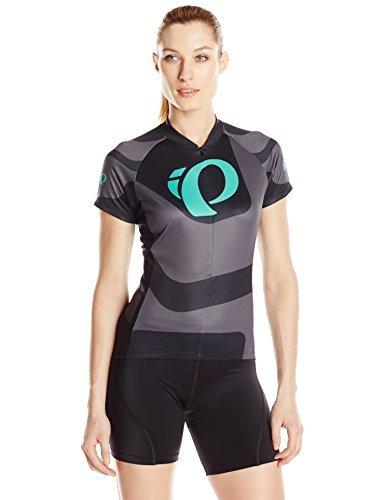 Pearl iZUMi - Ride Women s Select LTD Short Sleeve Jersey Big IP Gumdrop  Small  並行 26da55239