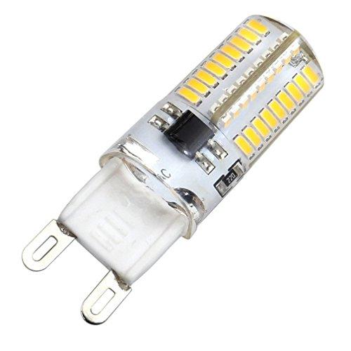 kakanuo g9 led bulb dimmable 4 watt warm white 3000k bi pin base 72x3014smd led corn bulb ac. Black Bedroom Furniture Sets. Home Design Ideas