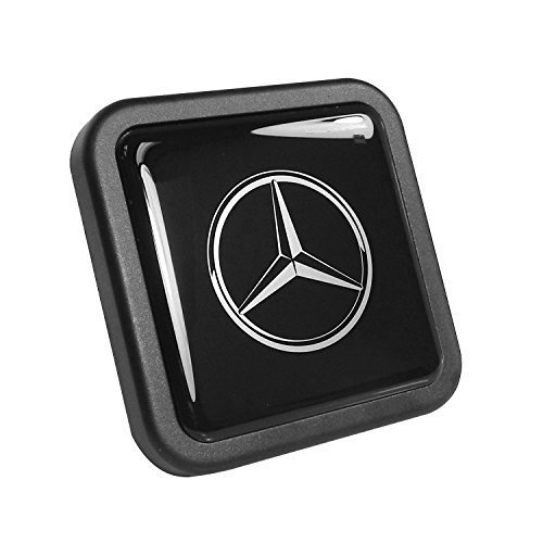 mercedes benz tow hitch cover - 2
