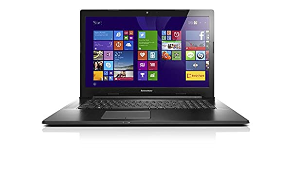 Lenovo G70-70 - Intel Core i3-4005U, 1.70GHz, HD Graphics 4400, 4GB DDR3L, 1600MHz, 500GB HDD, 43.942 cm (17.3