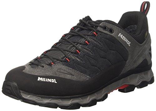 Meindl Lite Trail Gtx Grey 680366-9 Benzina / Limone