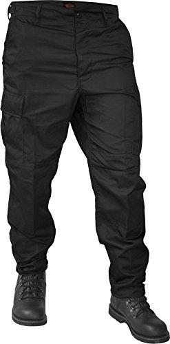 US Ranger Hose BDU Hose in verschiedenen Farben Farbe Schwarz Größe XL