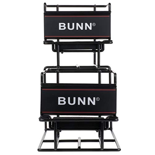 Bunn 35728.0000 UNIV-2 APR Two Tier Two Pot Universal Airpot Rack Server Display