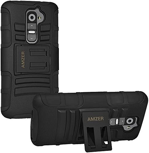 Amzer Hybrid Kickstand Case Cover