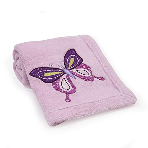 Lambs & Ivy Blanket, Butterfly Lane by Lambs & Ivy