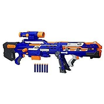 Nerf Longshot Integration