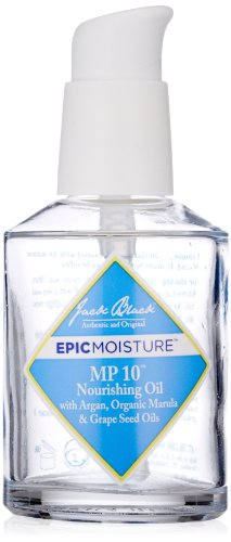 Jack Black Epic Moisture MP 10 Nourishing Oil, 2 fl. oz. (Aesop Parsley Seed)
