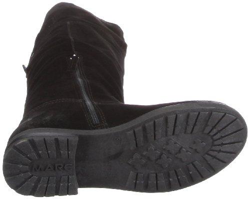 641 lima 22 schwarz 1 09 Donna Nero black Marc Stivali Shoes EOwSqExf