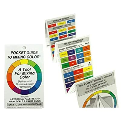 Pocket Guide to Mixing Color, 3