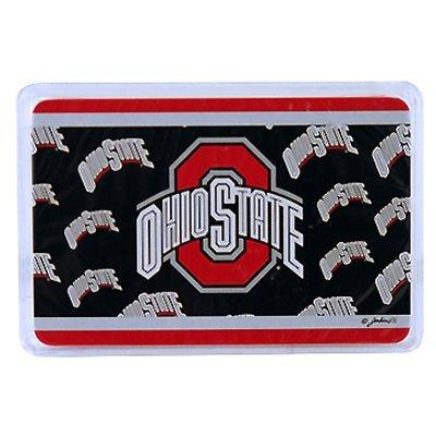 (NCAA Ohio State Buckeyes Crystal Box Playing Cards )