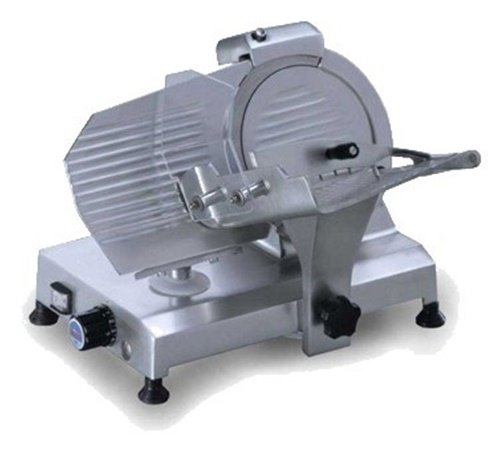 Sirman AM250 Meat Slicer manual gravity feed 10