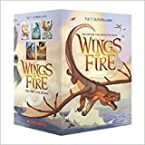 [0545855721] [9780545855723] Wings of Fire Boxset, Books 1-5 (Wings of Fire)-Paperback