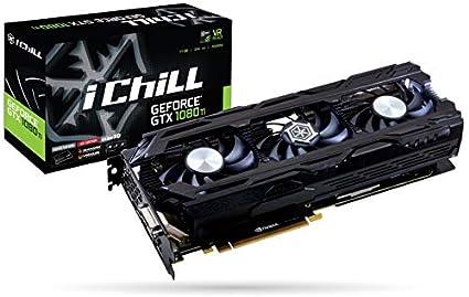 Inno3D C108T3C-1SDN-Q6MNX - Tarjeta gráfica (GeForce GTX ...