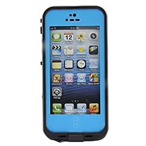 Waterproof Protective Full Body Case for iPhone 5/5S (Assorted Colors) , Orange